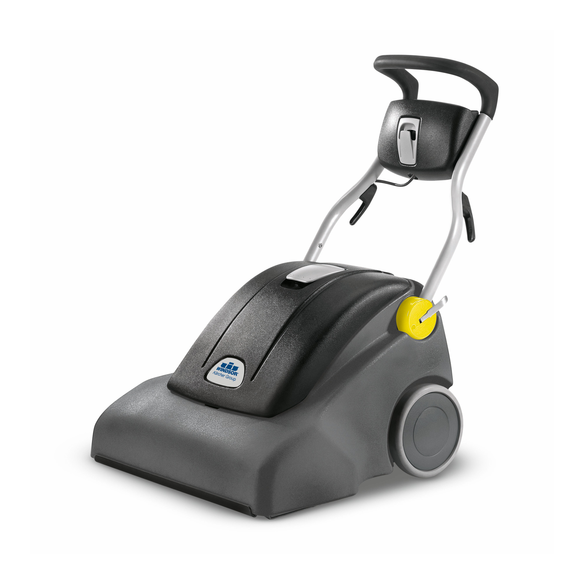 Karcher CV 66/2 Windsor NuWave 26in Wide Area Vacuum DEMO 10125330 FREE Shipping CRB Dual Counter Rotating Brushes (Newave) 3 Year Warranty 1.012-588.0