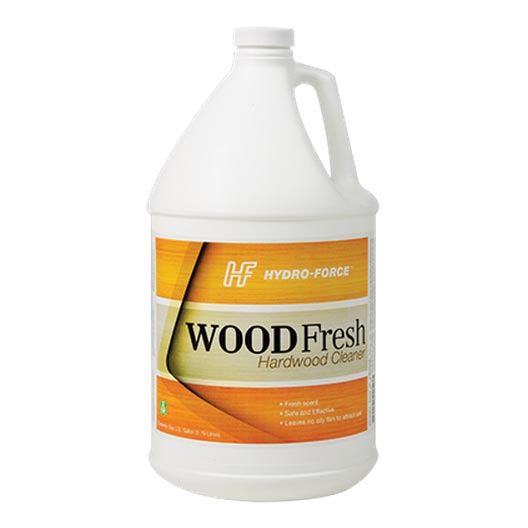 Hydroforce Wood Fresh Hardwood Cleaner CW025GL-4/1 Case