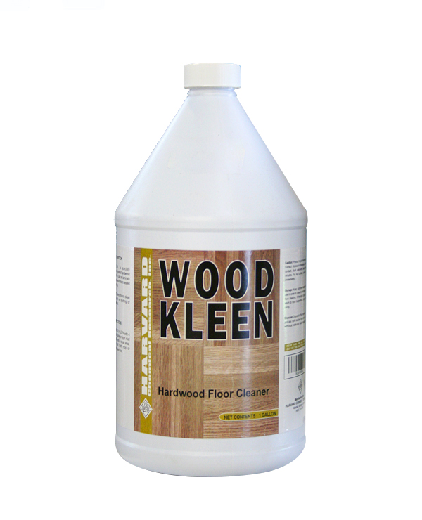 Harvard Chemical Wood Kleen RTU Case 9000-4