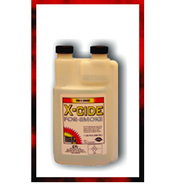 Pros Choice: X-Cide for Smoke (12pt / Case) aka Xcide