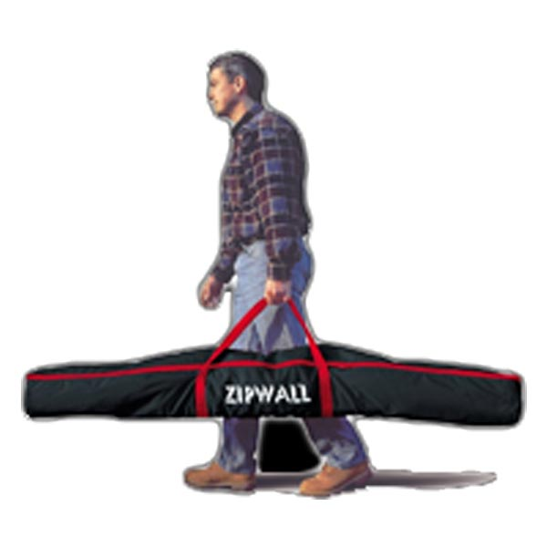 ZipWall: Carrying Bag (Holds up to 12 SLP Poles)