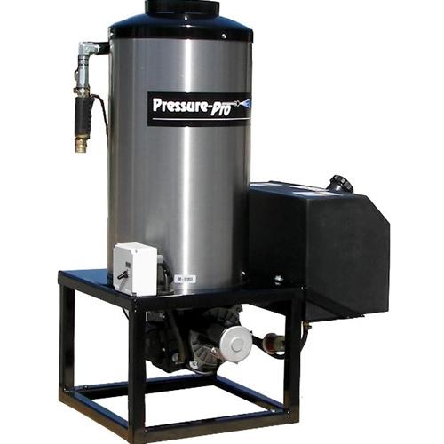 Pressure pro high pressure water heater
