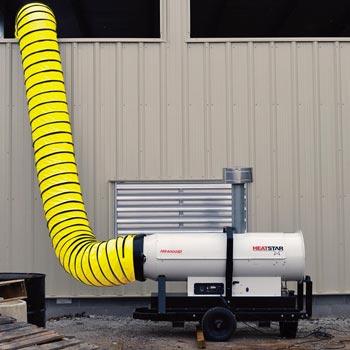 heatstar indirect space heater