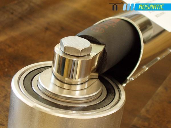 Mosmatic high pressure swivel psi degrees