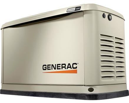 generac 7043 guardian air cooled standby generator 22kw lp. Black Bedroom Furniture Sets. Home Design Ideas