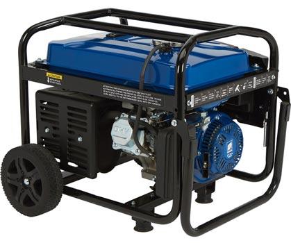emergency generator storm