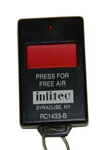 J.E. Adams Wireless Push Button Remote Control Transmitter and Receiver JEA Remote