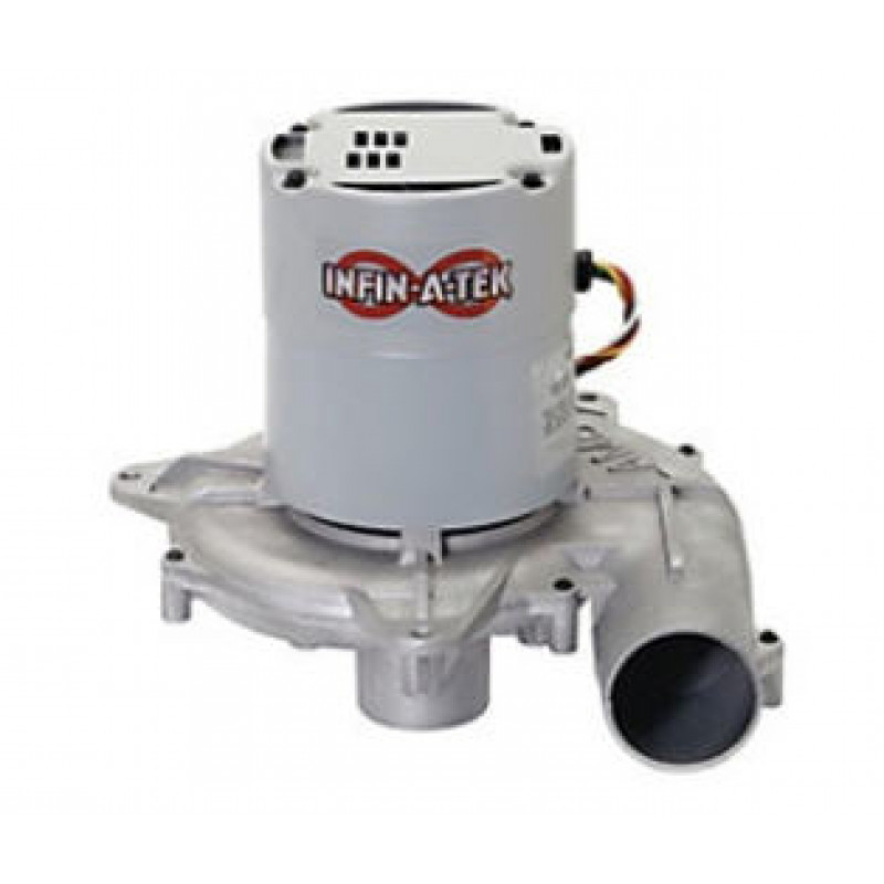 Karcher 8.689-668.0 Vacuum Motor Infinatek 120V Ametek Lamb 121118-00