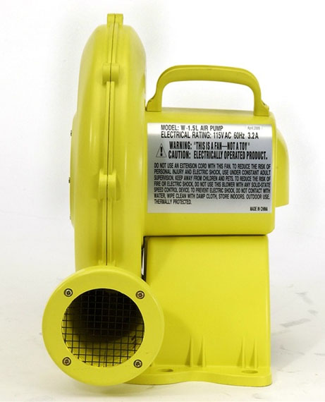 Air Foxx Db0500a Carpet Flood Restoration Utlility Blower