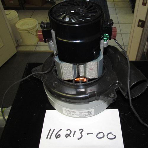 Ametek lamb 116213 00 two stage vacuum motor 240 for 2 stage vacuum motor
