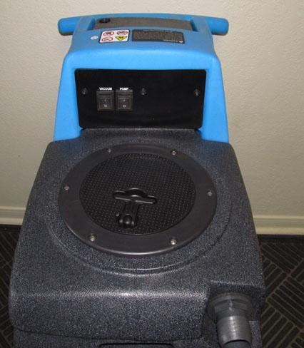 Sanitaire sc6080 9gal 100psi 3 stage vac motor carpet for Carpet extractor vacuum motor