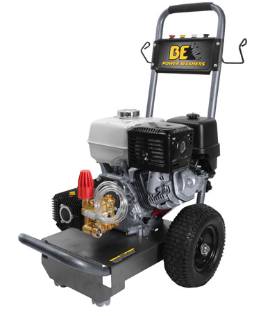 honda gas pressure washer manual