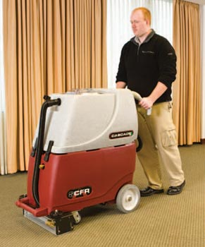 large area carpet cleaning
