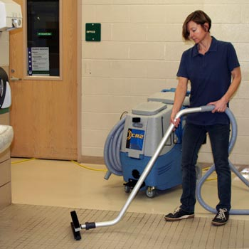 EDIC 2700RC  R2 Bathroom cleaning machine