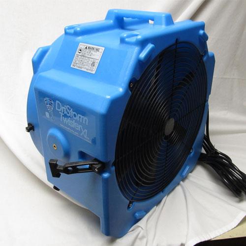 Axial Air Mover : Dristorm twister xl ap axial air mover inch gfci