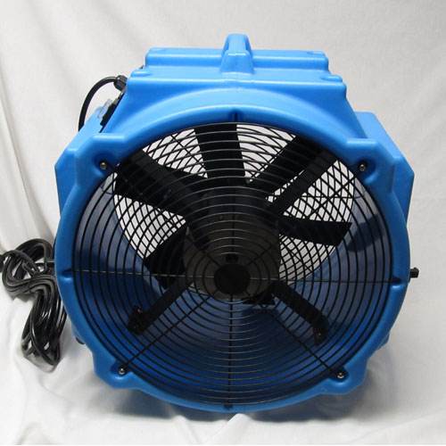 Axial Air Mover : Dristorm twister xl ap axial air mover inch gfci