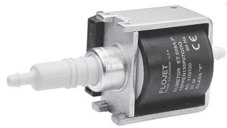 Flojet Et508224b Ocsillator 115 Volt High Pressure 1 8