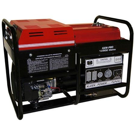 Gillette Generator Gpe135ek Industrial Portable Generator ...