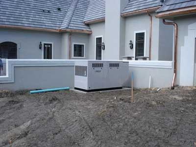 Gillette Generator Spp180 Standby Generator 60hertz 67amps