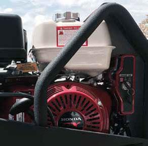 honda engine power washer