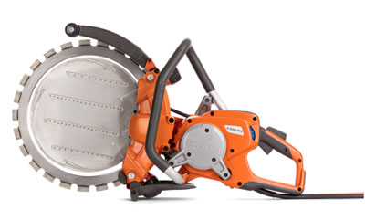 husqvarna K6500 ring power concete saw cutter