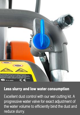 K760 water control