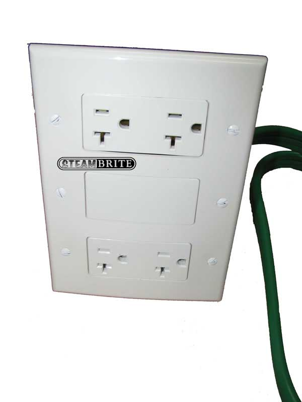Electrical Converter 230 Volt 3 Wire Prong 30 Amp To 115 Volt 25 Amp ...