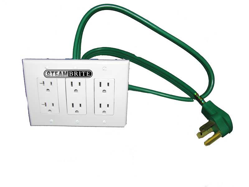 10-30p X triple 5-20r power distribution box