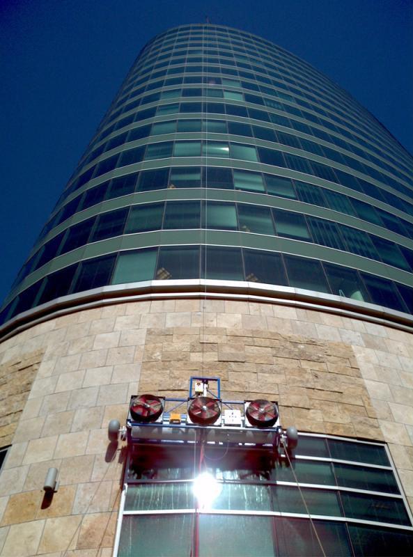 Ipc Eagle High Rise 5m16 Self Climbing High Rise Window