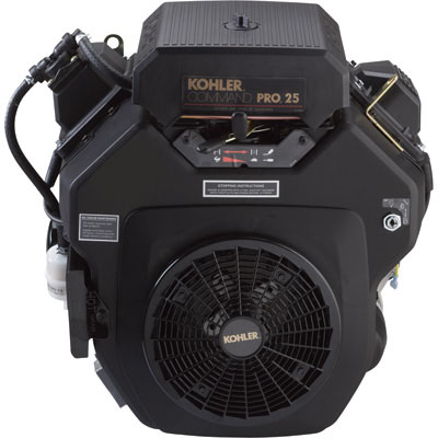 Kohler 25hp Command Pro Engine Horizontal Pa Ch730 0040 Basic Shipping Shaft 1 7 16in X 4 29 64in