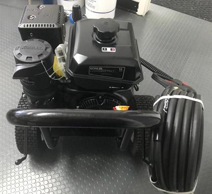 14 hp pressure washer