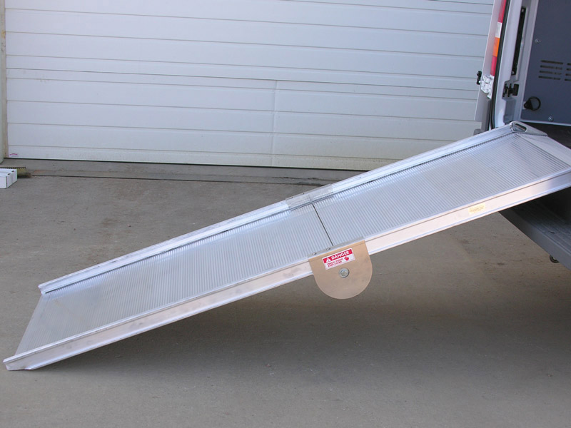 Link Manufacturing Ramps Ls50 Series Heavy Duty Folding