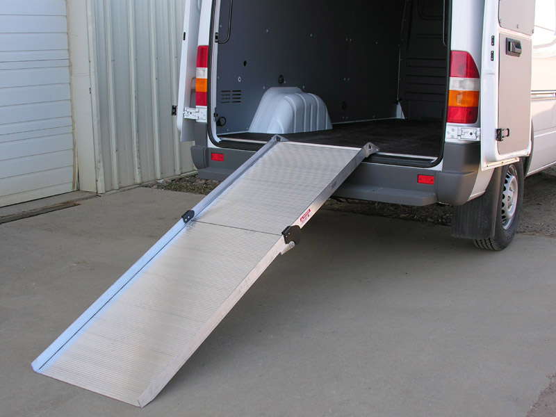 Link Manufacturing Ramps Lws40 Series Lightweight Folding