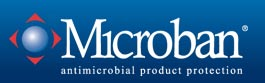 Microban antimicrobial product protection