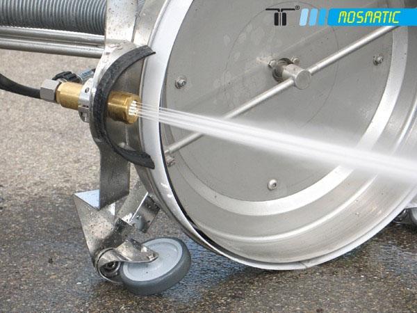 Mosmatic 80 788 Fl Ah Kau 30 Inch Surface Cleaner Air