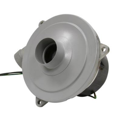 Mytee C348 motor with vacuum cone