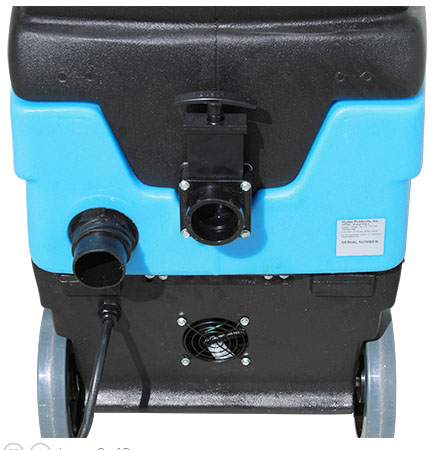 Mytee Hp120 Grand Prix Auto Detail Carpet Extractor 120psi