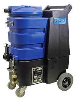 Ninja classic carpet cleaning machine in a blue body