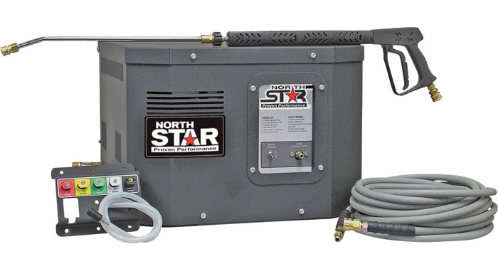 Northstar 157304 Electric Cold Water Stationary Pressure