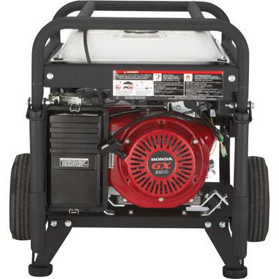 Northstar generator 8000 surge watts 6600 rated watts epa for Honda gx390 oil capacity