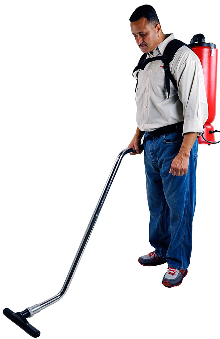 Pullman Holt P10 Round Backpack Vacuum with Tools B001225 ...