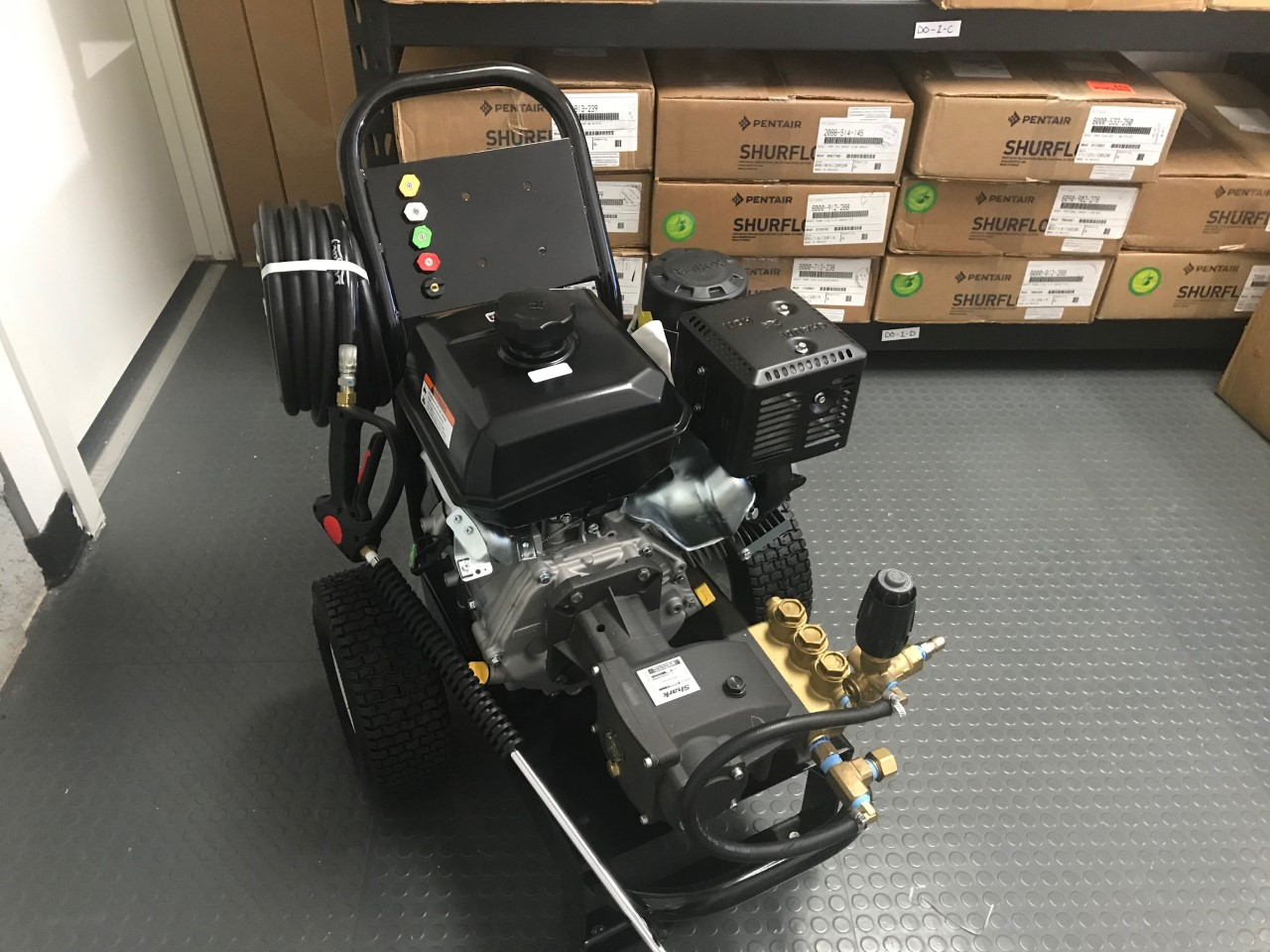 Kolher 4000 psi Karcher pressure washer