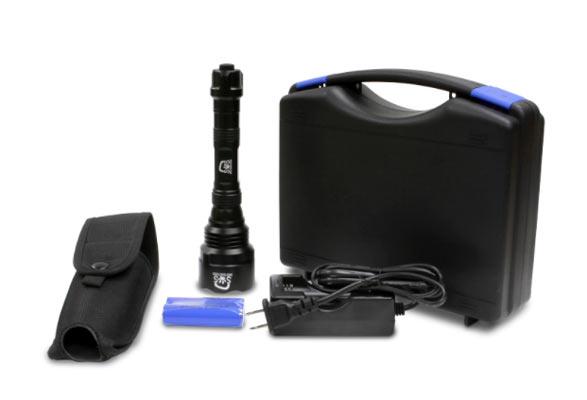 Stainout System UV Flashlight body fluid kit for urine detection