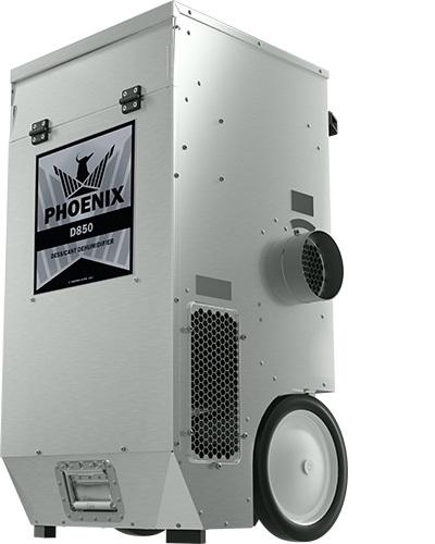 Phoenix D850 Desiccant Dehumidifier 4034000