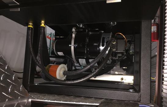 Pressure Pro HBS12V40 frame