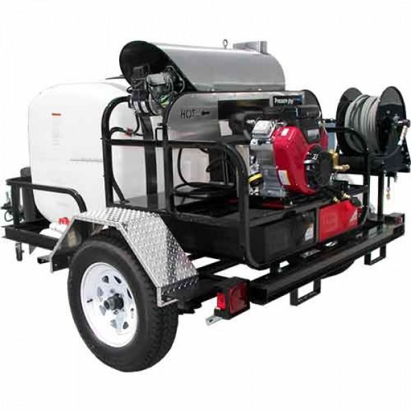 pressure pro TR5012Pro-40VA trailer pressure washer