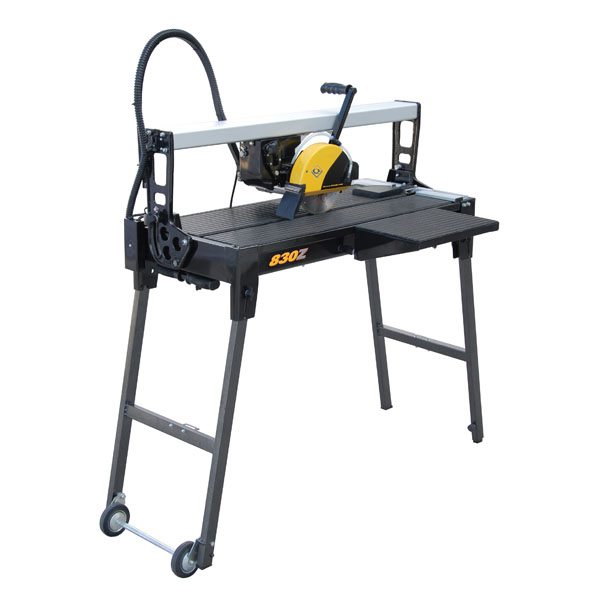 Ideal for cutting large format tile including ceramic, porcelain, granite, stone and marble tile