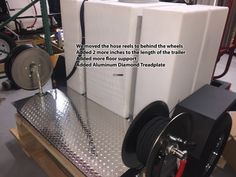 hydrotek sk30005vht185skh custom trailer