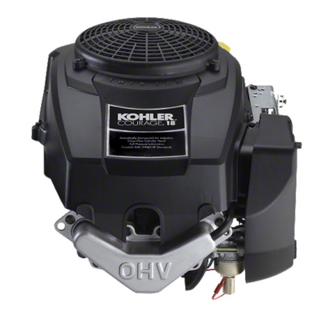 kohler engine vertical shaft single cylinder 15 hp