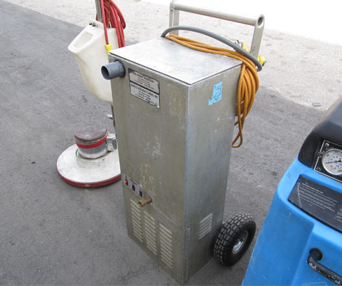 Used 1003dx Namco Husky Scooter 20 Pullman Holt Floor